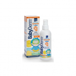 Intermed Babyderm Sunscreen Lotion SPF50