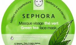 Sephora - Green Tea Face Mask